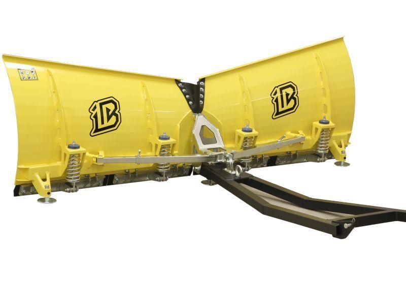 Kit chasse-neige V-Pro universel pour quad – Lame 180cm