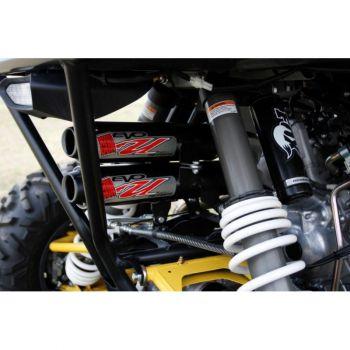 BIG GUN Yamaha YXZ 1000R Dual Mufflers/Three Head Pipes