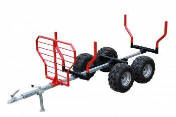 ATV timber trailer