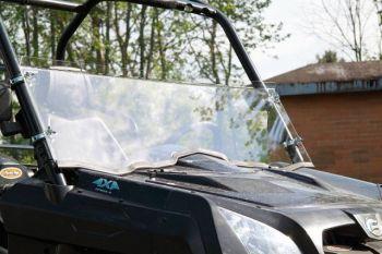Half windshield (front) CF Moto 800