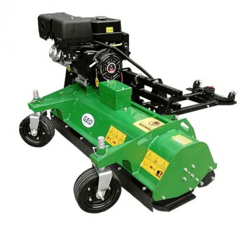 Front mounted Quad / ATV flail Mower / Topper
