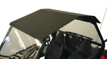 Direction2 - RZR FRONT & REAR SHIELD & ROOF COMBO