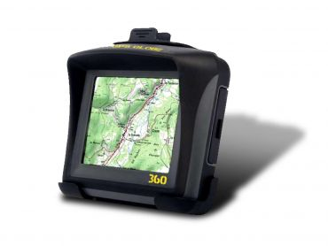 Globe waterproof GPS 360
