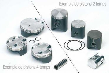 PISTON FOR SPORTSMAN 800 05-09 4T 80MM HIGH COMPRESSION