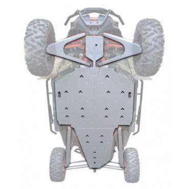 FULL KIT Aluminium - CAN AM MAVERICK X3 XRS