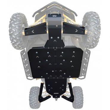 Full skid plate  - Can Am Maverick X3 XRS