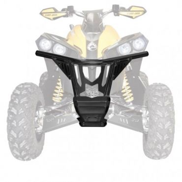 FRONT BUMPER BR4 - CAN-AM RENEGADE 500/800/1000 X XC, BLACK