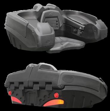 Quadrax Max-Ride Cargo Box