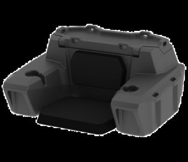 ATV / Quad bike storage box with seat - Kolpin Lounger