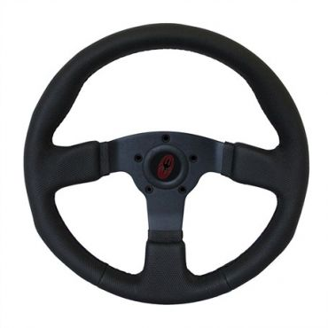 Symtec UTV Heated Steering Wheel, Can-Am