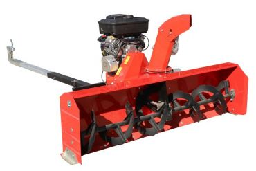 Snow blower 1800 mm / 71 in ( 18hp Briggs & Stratton )