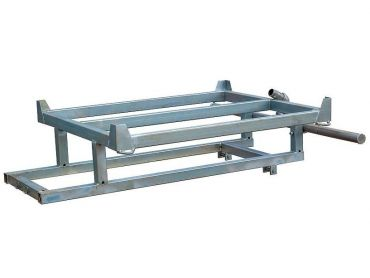 Carrier frame for water tank