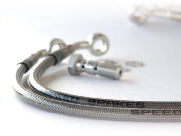 Brake hoses set - Honda TRX450R