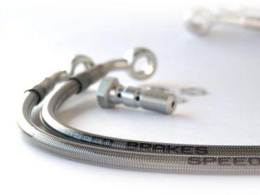 Brake hoses set - Suzuki LTZ400 2003-2008
