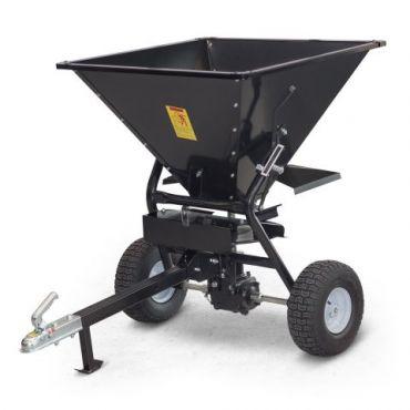 ATV SPREADER for fertilizer and salt, ATV, 160L
