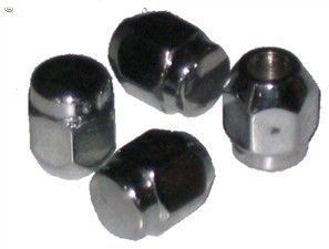 LUG NUT-PKG 10MMX1,25 (4 PCS)