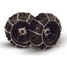 Kolpin - ATV TYRE CHAIN SET 2 PCS Size C