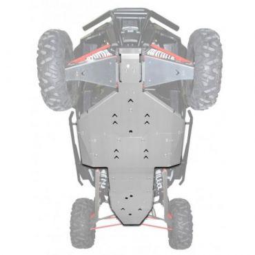 Full ALU Skid plate - RZR Turbo 2017