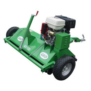 ATV 120 Flail Mower with 13HP Diesel engine