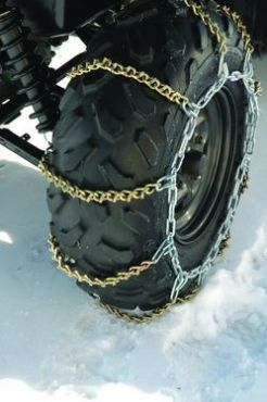 V-BAR CHAINS IN PLASTIC CASE
