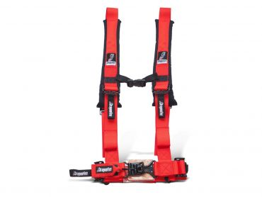 """DRAGONFIRE Harness Red 4 points 2"""""""