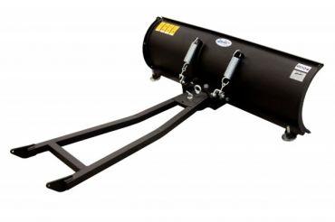 "Universal Snow Plough Kit for ATVs - 128cm/50"" Blade"