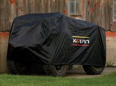 KOLPIN ATV COVER LARGE BLACK