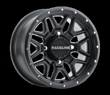 Raceline - SIMULATED BEADLOCK KRANK 14X7 4/137 ATV rim