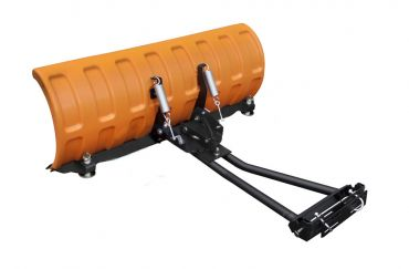 """Snow Plough 52"""" (132 cm) with adapters"""