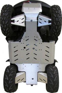 Skid plates full kit - Suzuki