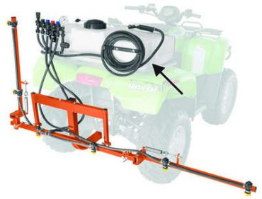 SpeedRack Rack-Mounted Sprayer