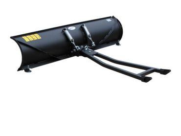 """Universal Snow Plough Kit for UTVs - 180cm/71"""" Blade"""