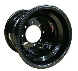 GS: 10X8 4/110/115 3+5 B BLACK 4/110 + 4/115