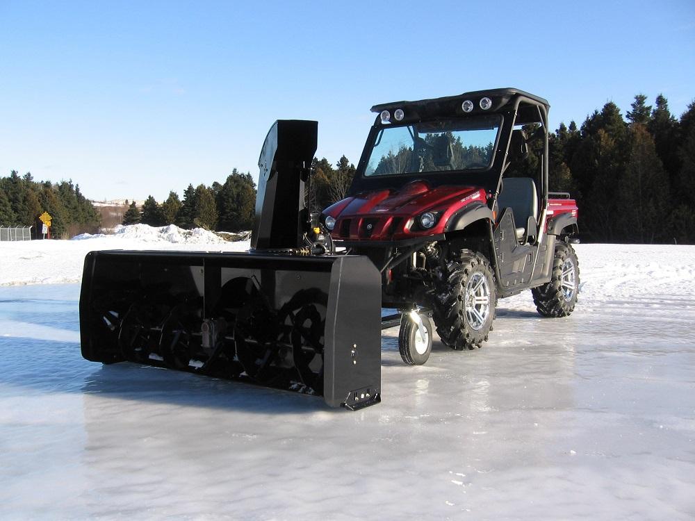ATV Snow Blower 66